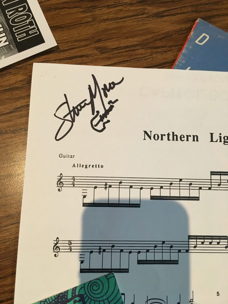 Northern Lights transcription
